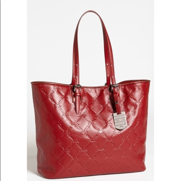 ec83d52686a1 Longchamp Handbags - Longchamp LM Cuir medium Leather Tote Handbag new
